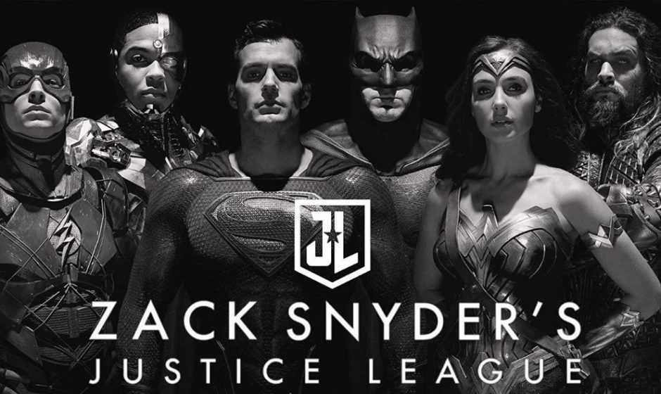 Justice League: su HBO Max il watch party con Zack Snyder