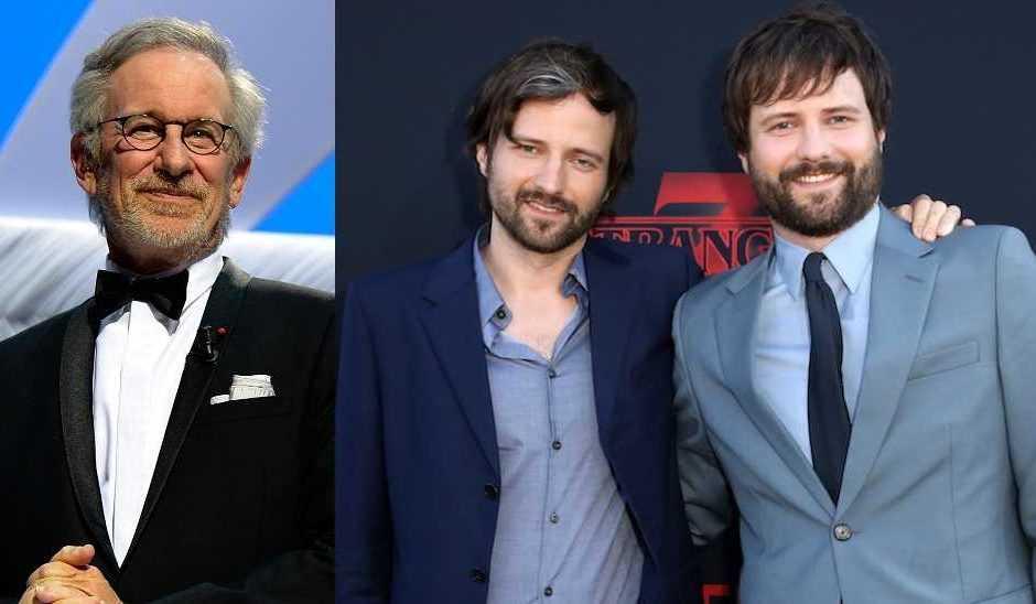 Spielberg e i Fratelli Duffer produrranno una nuova serie Netflix
