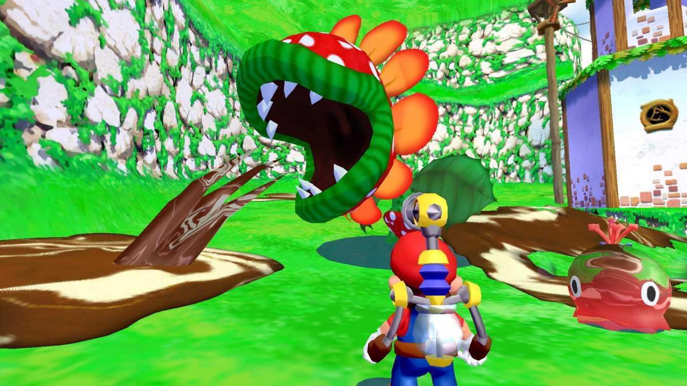 Retrogaming: in vacanza con Super Mario Sunshine