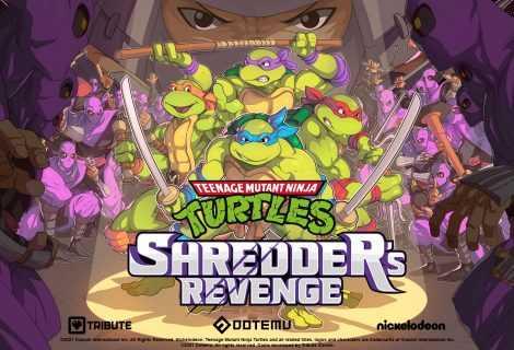 Teenage Mutant Ninja Turtles: Shredder's Revenge è in uscita su PC e console