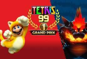 Tetris 99: Coppa Maximus per Super Mario 3D World + Bowser's Fury