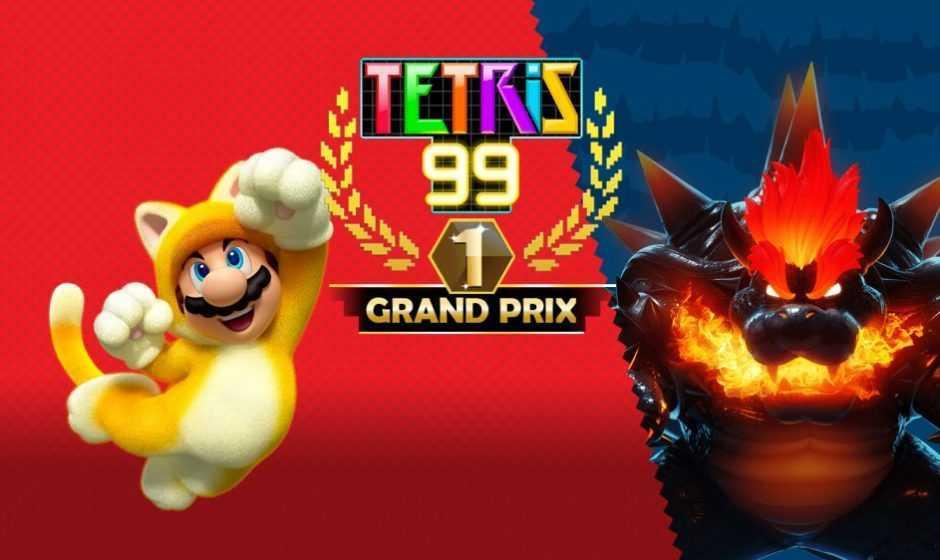 Tetris 99: Coppa Maximus per Super Mario 3D World + Bowser's Fury