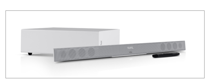 Teufel presenta la nuova CINEBAR 11: la soundbar elegante, potente ed espandibile