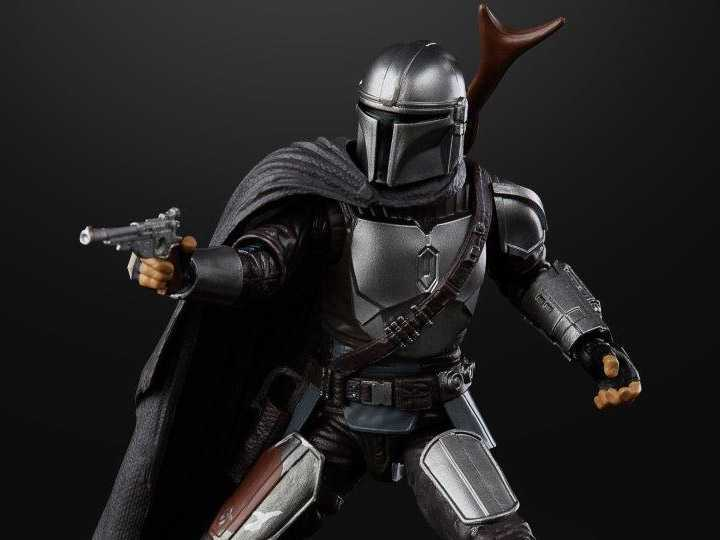 The Mandalorian: ecco dove acquistare l'action figure Black Series (Beskar)