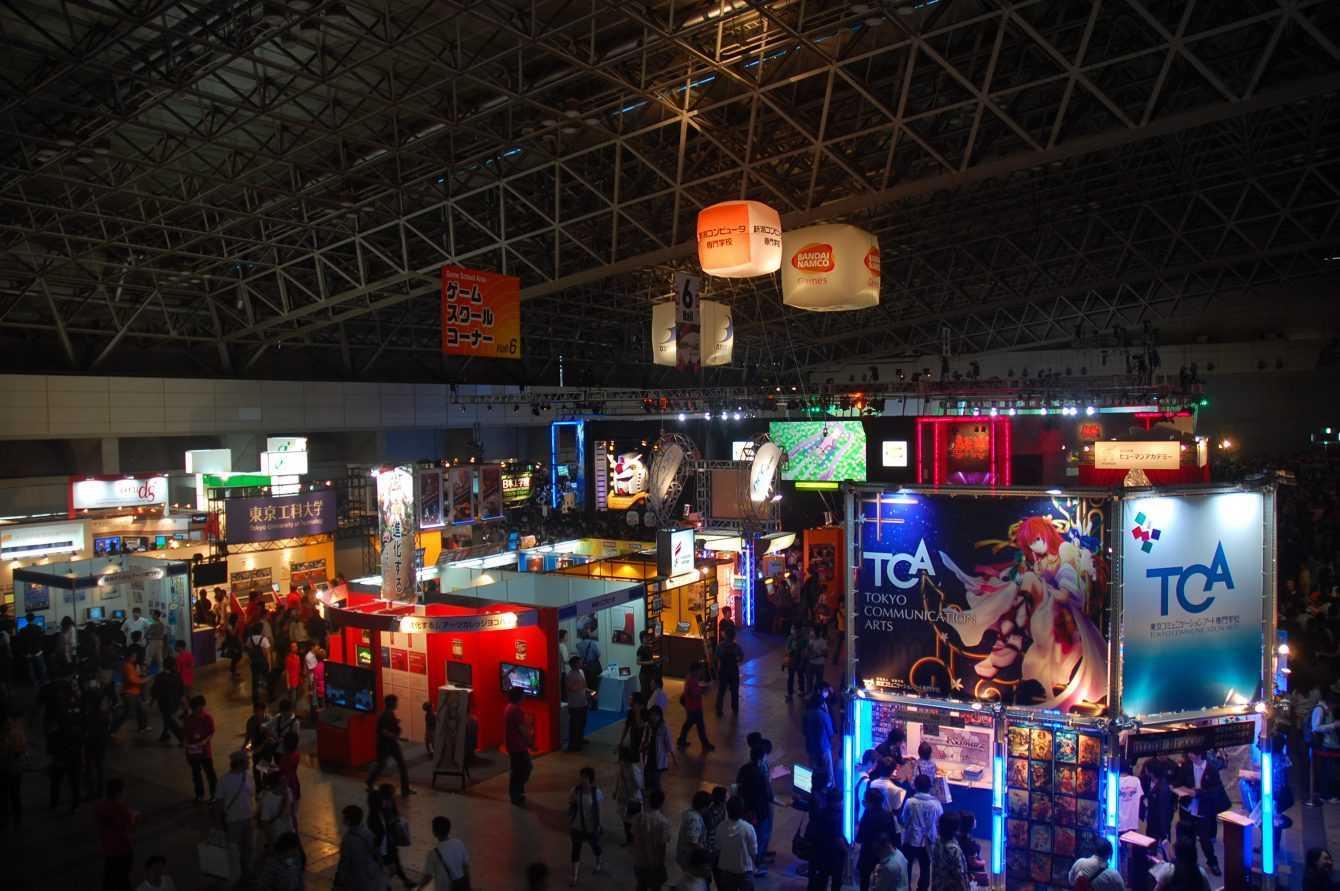 Il Tokyo Game Show 2021 sarà un evento online