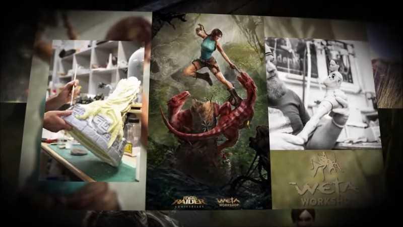 Square Enix Presents: nuove informazioni sulla Tomb Raider Definitive Survivor Trilogy
