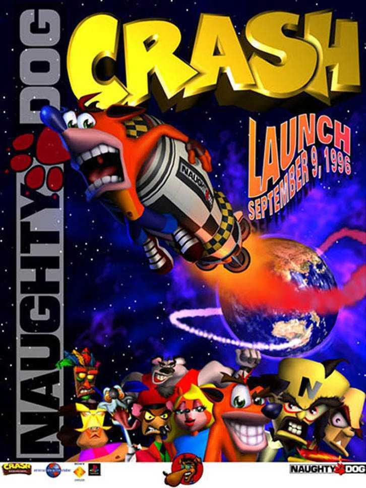 Crash Bandicoot: retrospettiva e curiosità sulla trilogia originale
