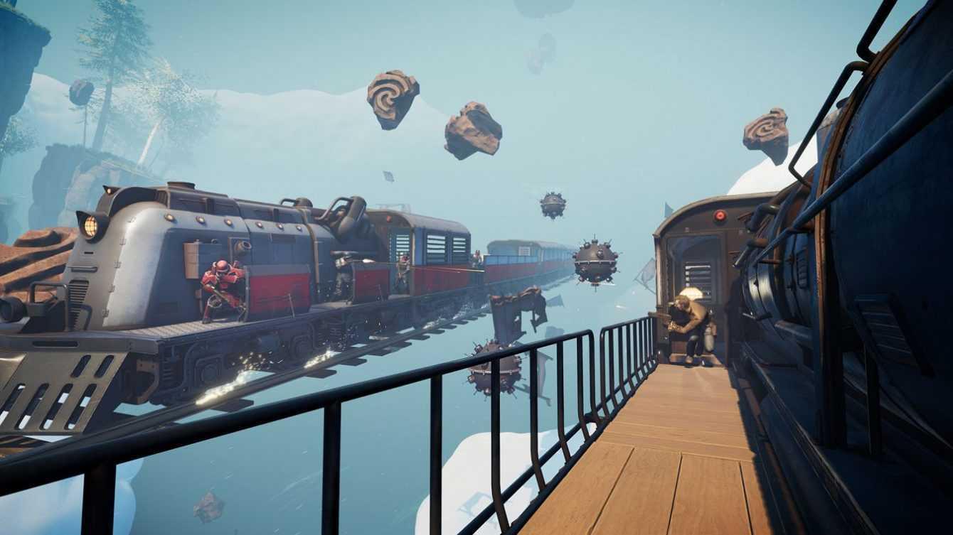 Xbox Indie Showcase: ecco le novità per Voidtrain!