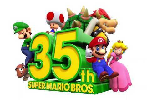Super Mario, Nintendo ci ricorda ancora il termine dell'anniversario
