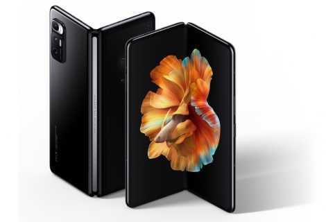 Xiaomi Mi MIX FOLD: svelato il nuovo pieghevole