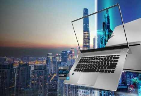 XPG XENIA Xe: l'ultrabook versatile certificato Intel EVO