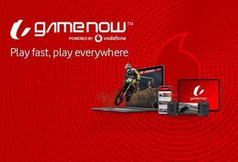 Vodafone GameNow: la nuova piattaforma di cloud gaming 5G