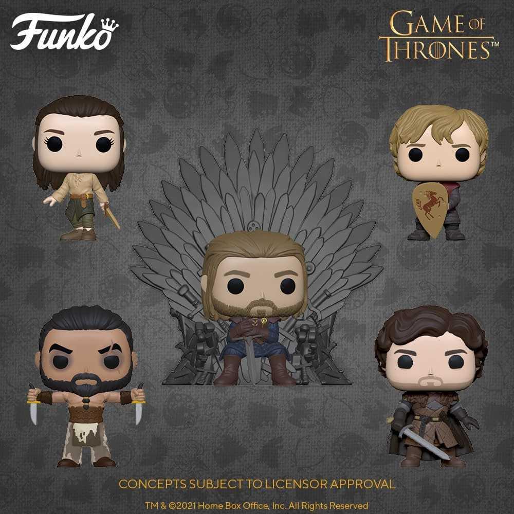 Funko POP!: ecco le nuove figure di Game of Thrones
