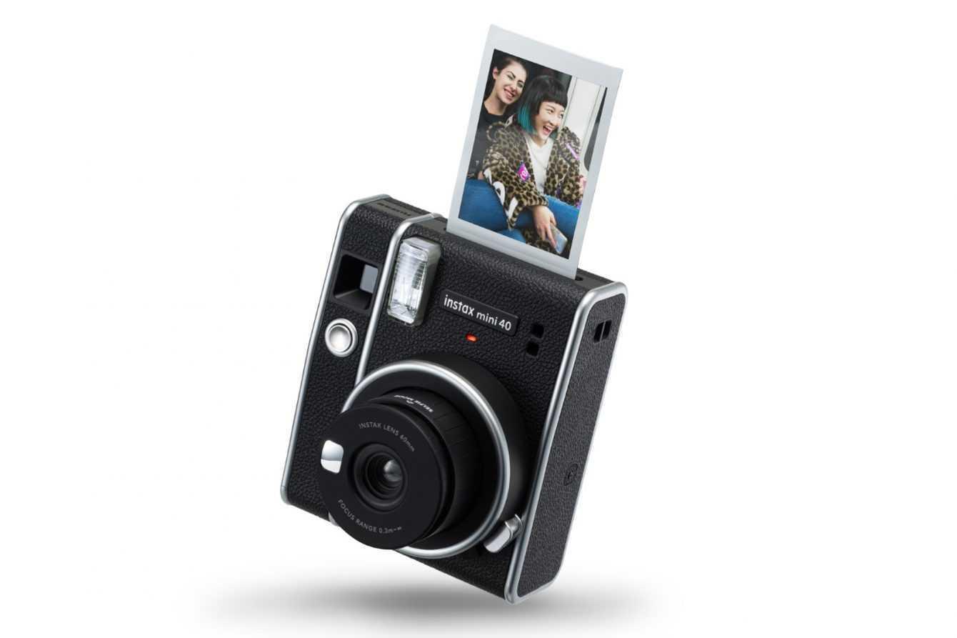 Fujifilm instax mini 40: la fotocamera istantanea di nuova generazione