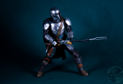 Recensione The Mandalorian: Star Wars Black Series (Beskar)