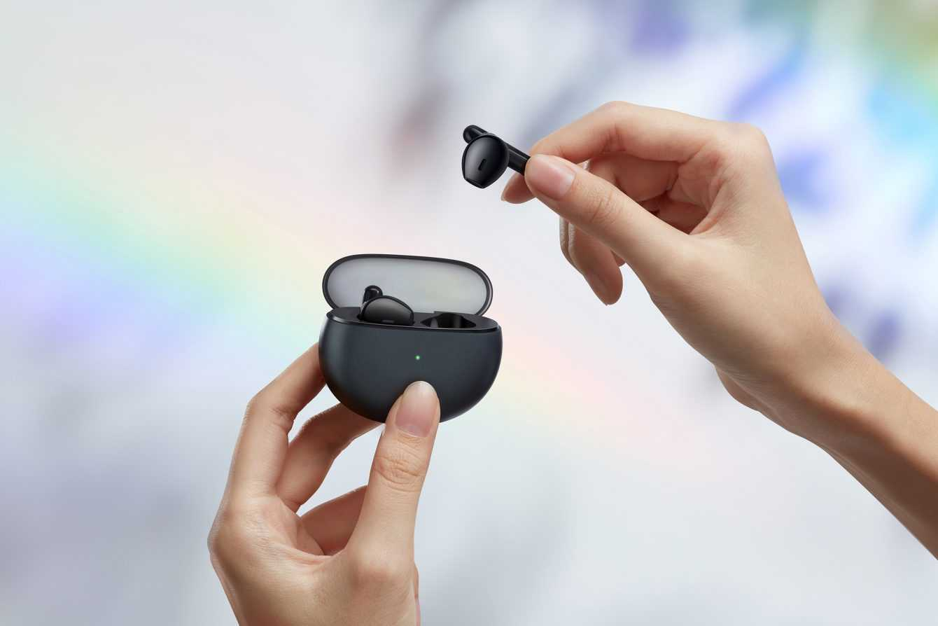 OPPO Enco Air: i nuovi auricolari TWS con ANC