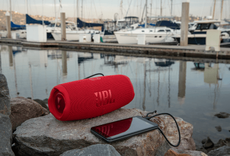 JBL annuncia il nuovo speaker Bluetooth Charge 5