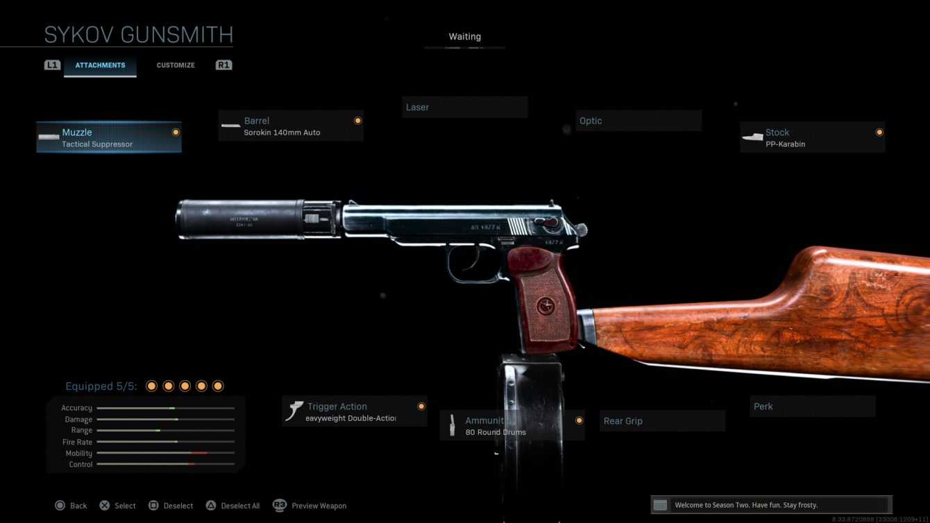 CoD Warzone: come sbloccare le pistole Sykov
