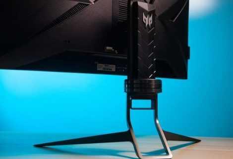 Recensione Predator X34GS: un monitor da veri gamer