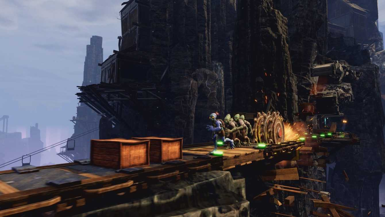 Recensione Oddworld: Soulstorm, l'odissea di Abe continua