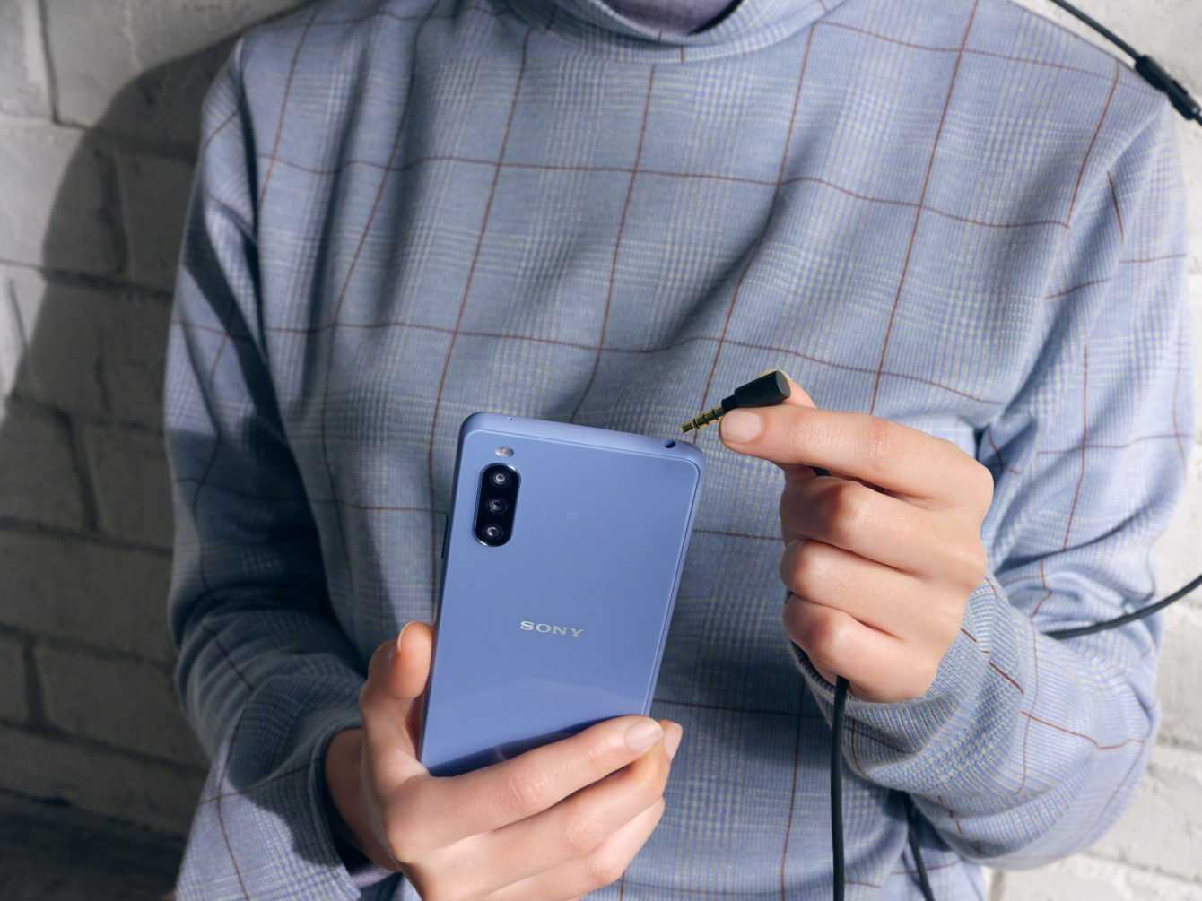 Sony Xperia 10 III: l'elegante smartphone 5G