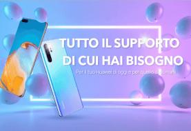 Supporto Huawei: la nuova campagna di supporto clienti