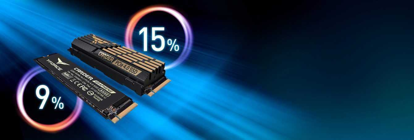 TEAMGROUP presenta l'SSD T-FORCE CARDEA A440 PCIe 4.0