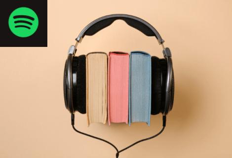 Spotify:  migliori podcast sui libri da ascoltare | Giugno 2021