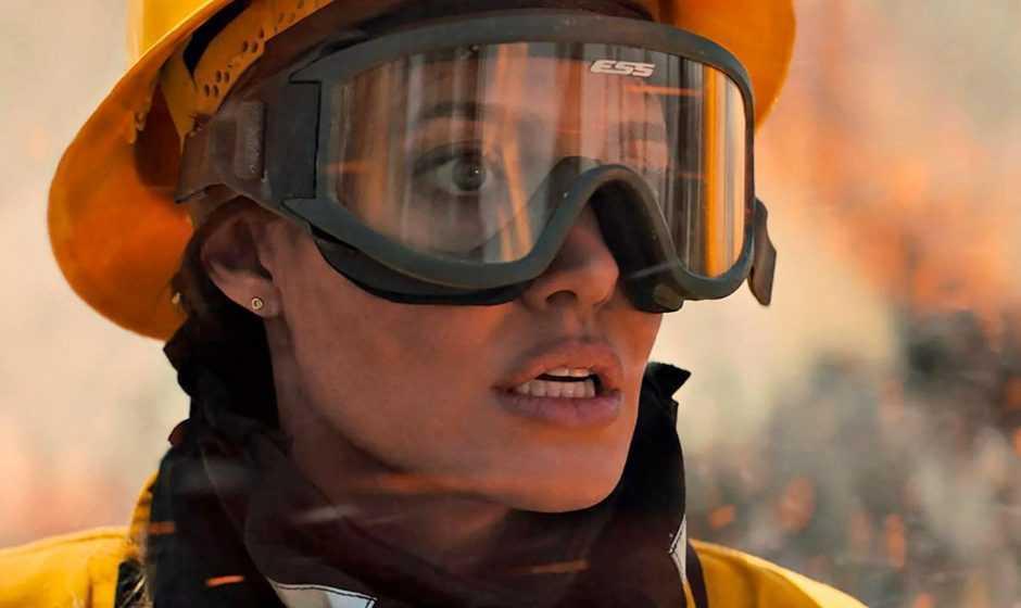 Those Who Wish Me Dead: prime foto del film con Angelina Jolie