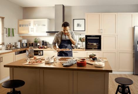 Beko Cucina Multifunzione FSR61410GXDF: una pizza in 5 minuti!