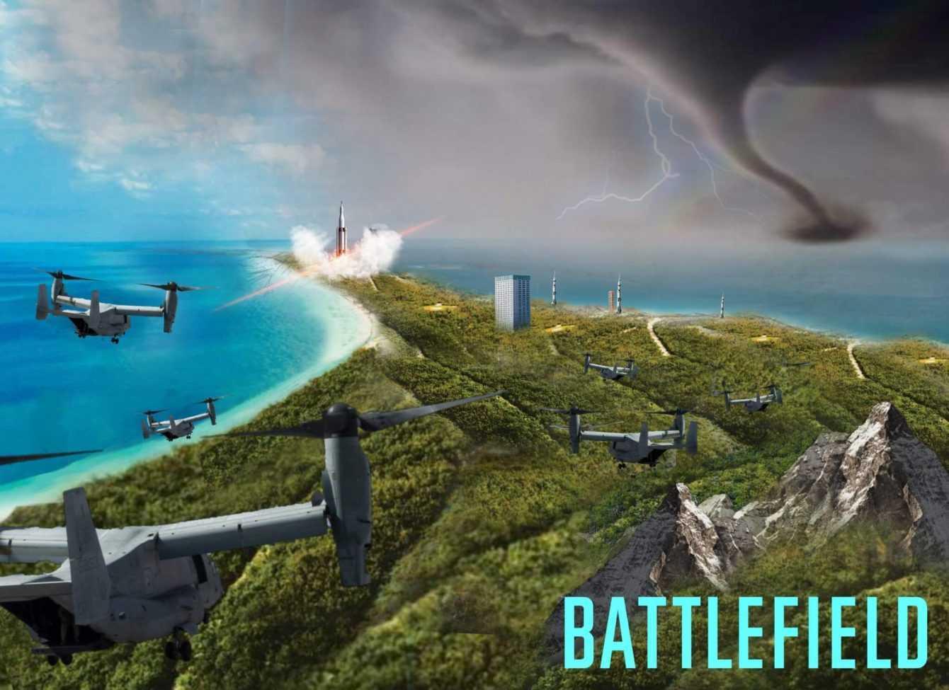 Battlefield 6: nuovi leak su mappa e gameplay