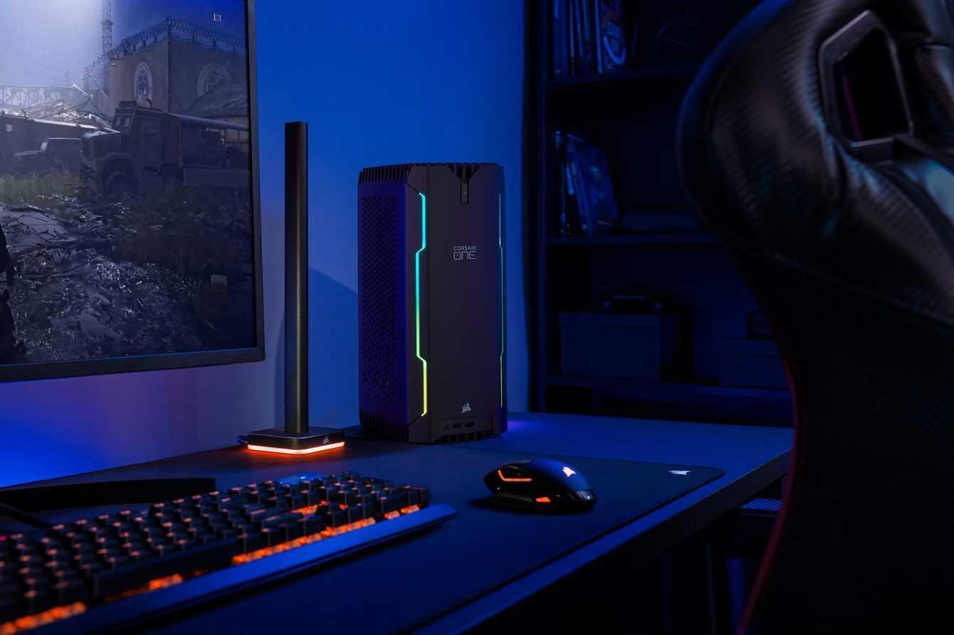 Corsair One: ecco i nuovi e potenti PC Desktop All-In-One