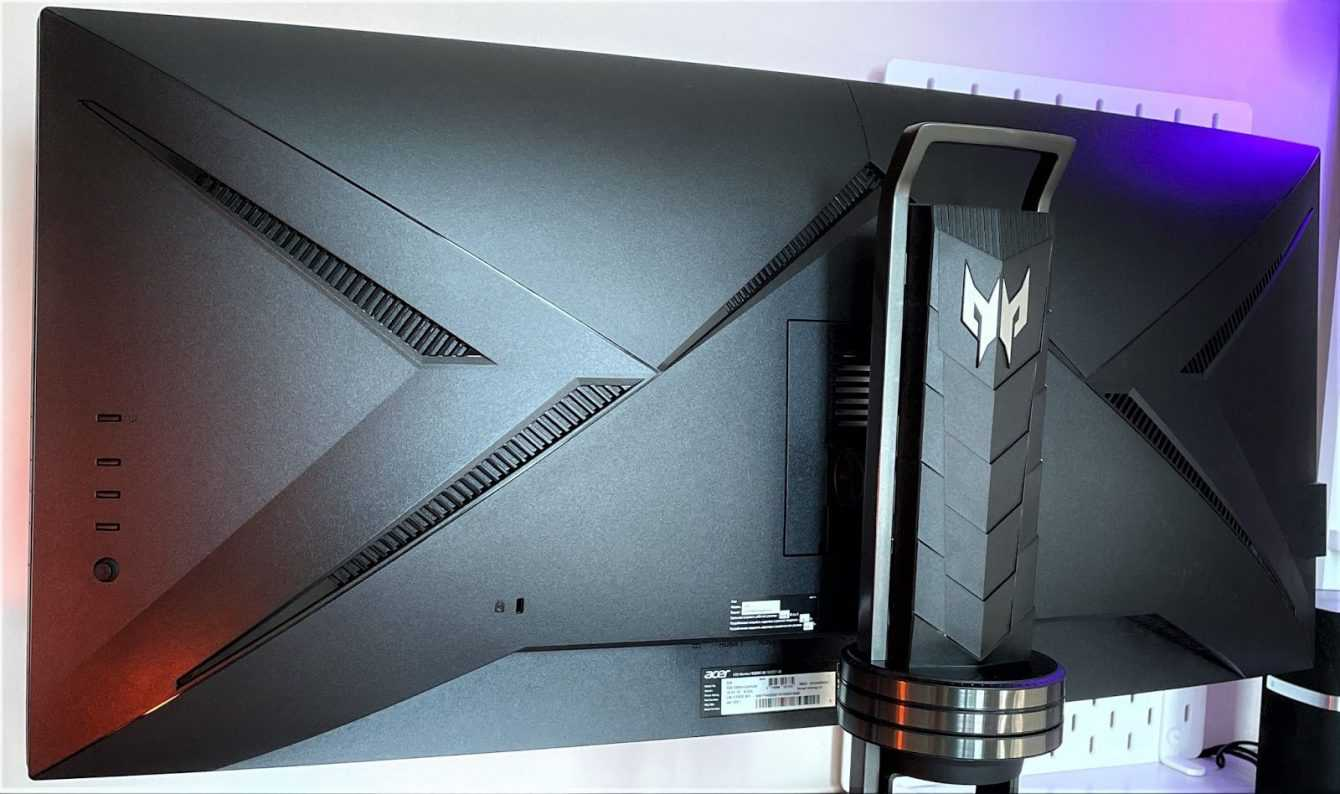 Predator X34GS review: a monitor for true gamers