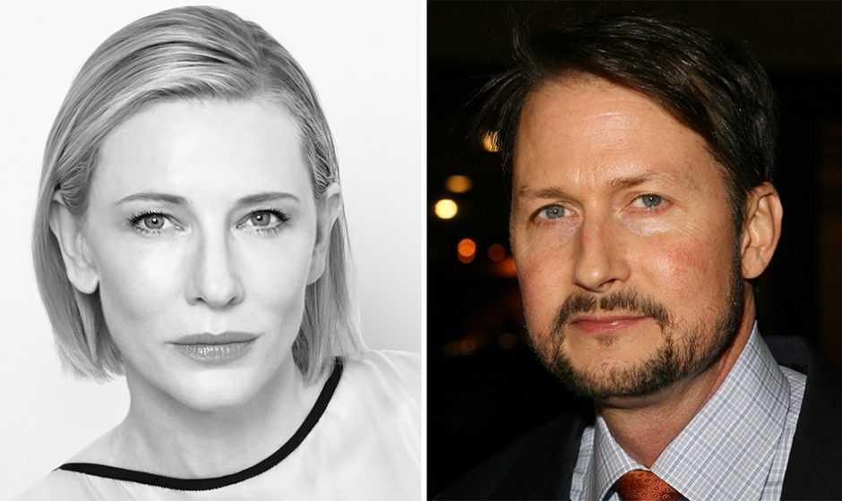 Cate Blanchett protagonista di TAR, nuovo film di Todd Field