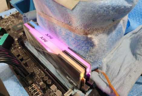 Record per le RAM XPG Spectrix D50: raggiunti i 5666MHz