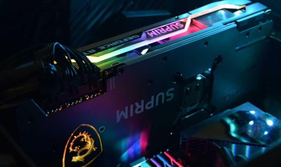 MSI RTX 3080 Ti SUPRIM X: le immagini della nuova GPU