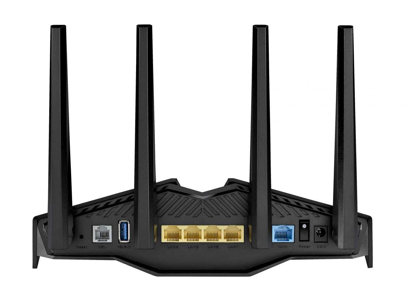 ASUS DSL-AX82U: un router Wi-Fi 6 arrivato dal futuro