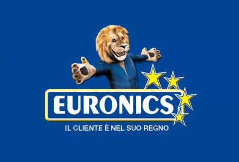Euronics Sottocosto: dal 19 marzo per dieci giorni sconti per oltre il 50%