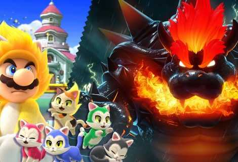 Super Smash Bros. Ultimate: evento, gli Spiriti di Bowser's Fury