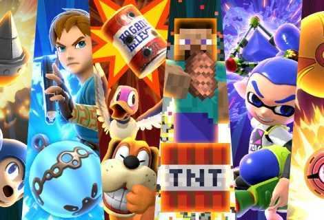 """Super Smash Bros. Ultimate: torneo """"Occhio che scoppia!"""""""