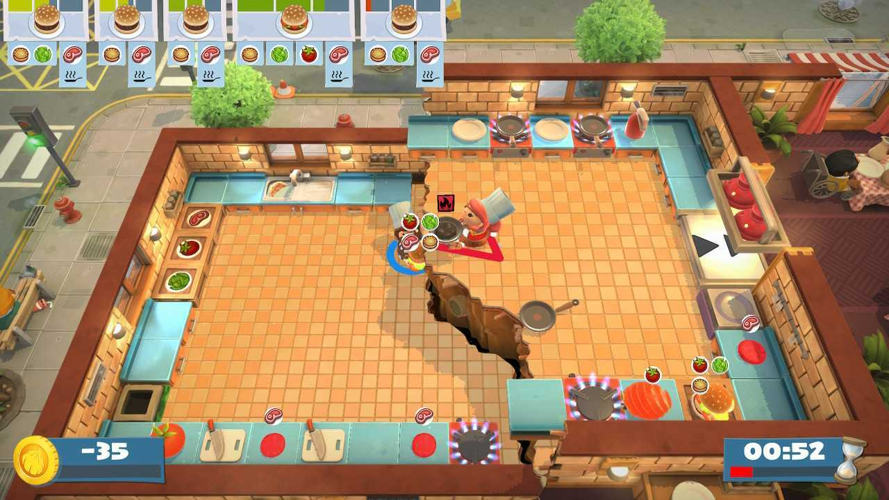 Overcooked Review: All You Can Eat, a delirious and exquisite buffet