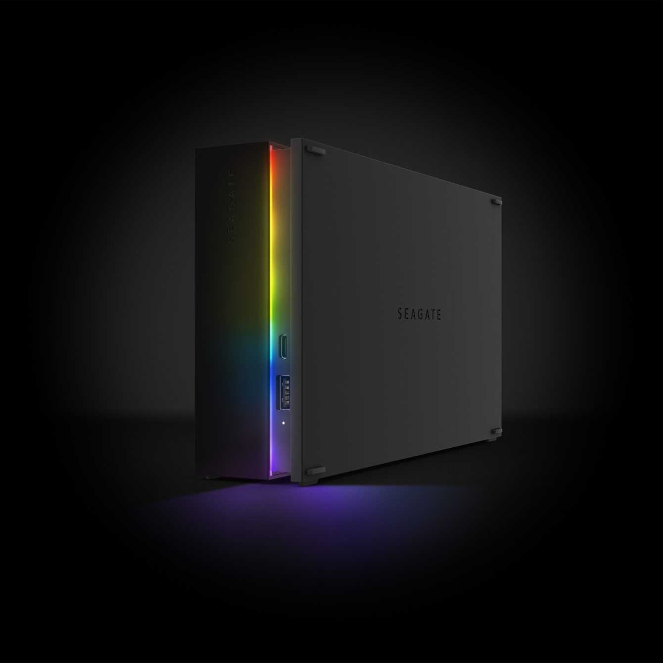 Seagate FireCuda: nuovi HDD esterni eleganti per il gaming