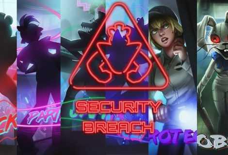 Five Nights at Freddy's: Security Breach in uscita a fine 2021