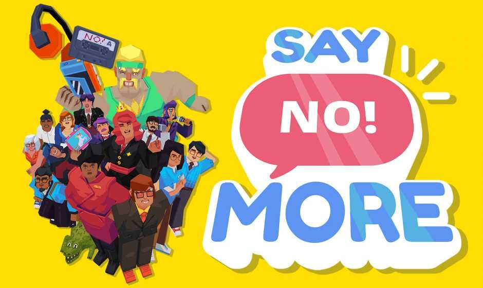Recensione Say No! More, l'importanza di dire NO!