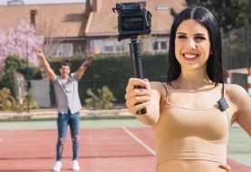 Hollyland kit LARK 150 Solo: nuovi microfoni wireless per vlogger