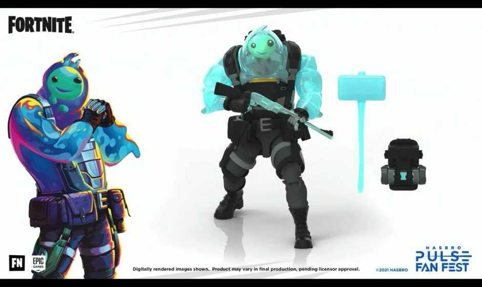 Fortnite: presentato un nuovo set di figure esclusive all'Hasbro Pulse Fan Fest