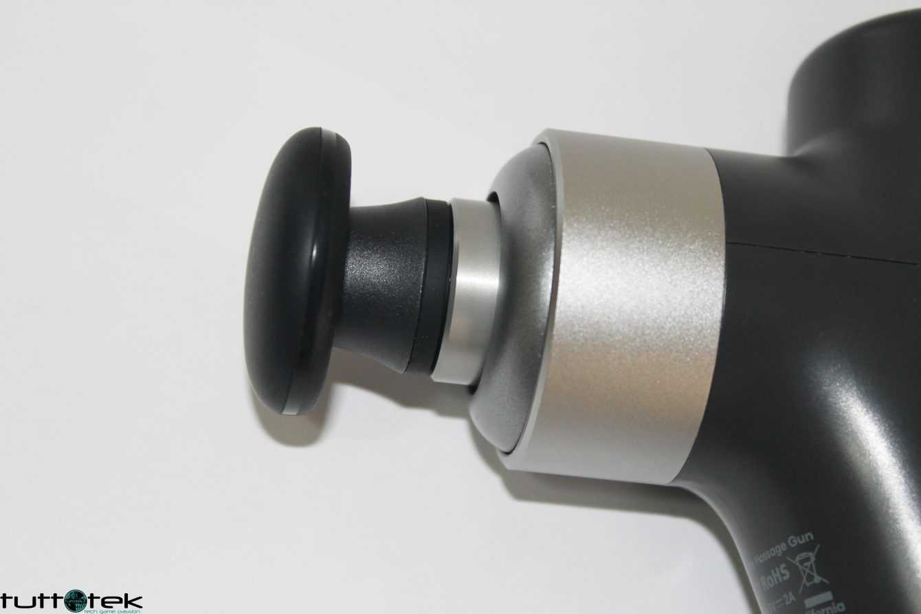 Recensione Aukey Massage Gun MG-C3: perfetta per neofiti!