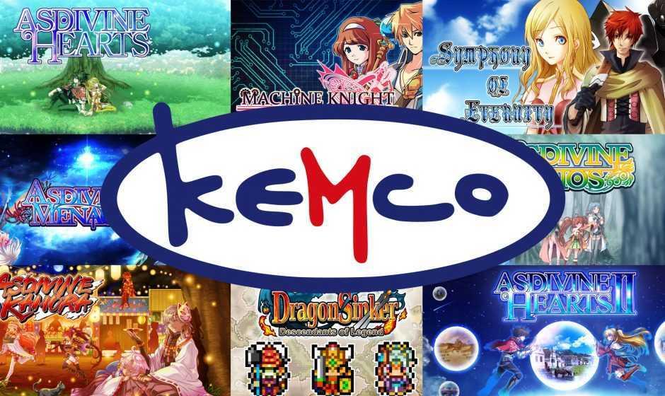 Nintendo eShop: saldi per quattordici titoli Kemco
