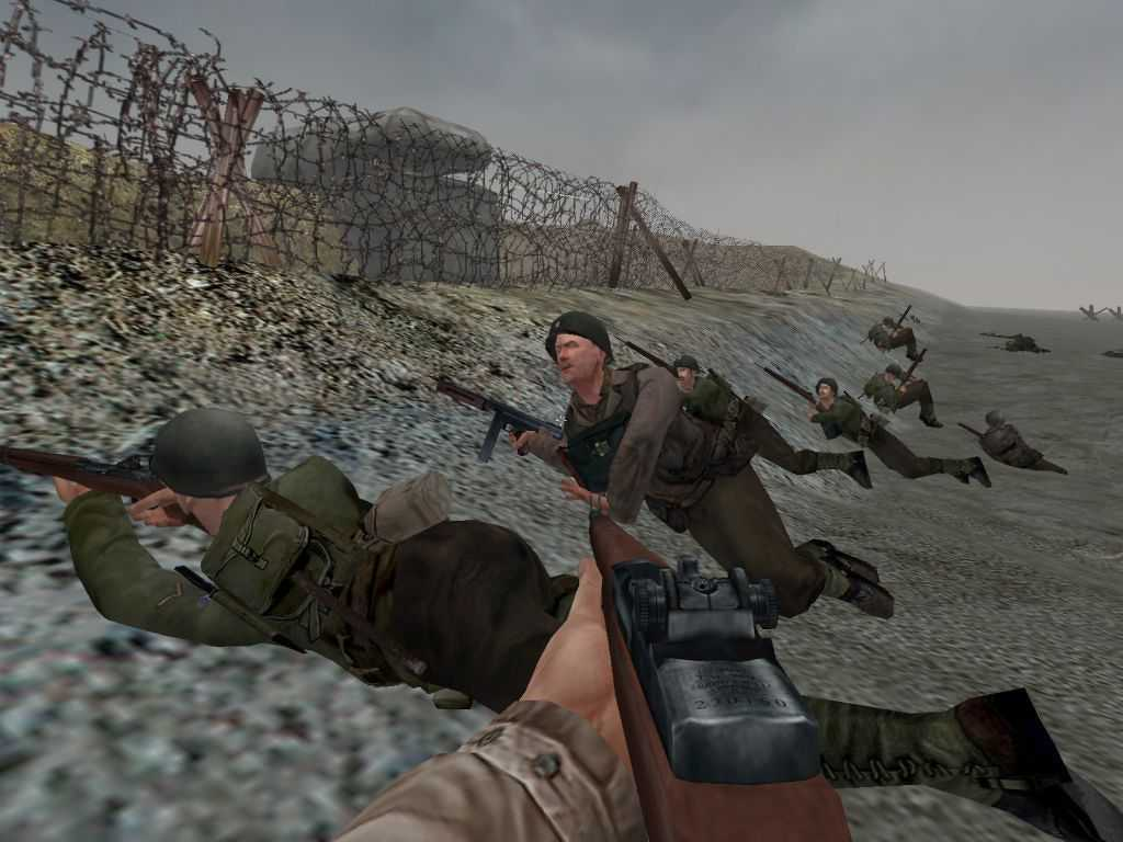 Retrogaming: verso l'Europa in Medal of Honor: Allied Assault