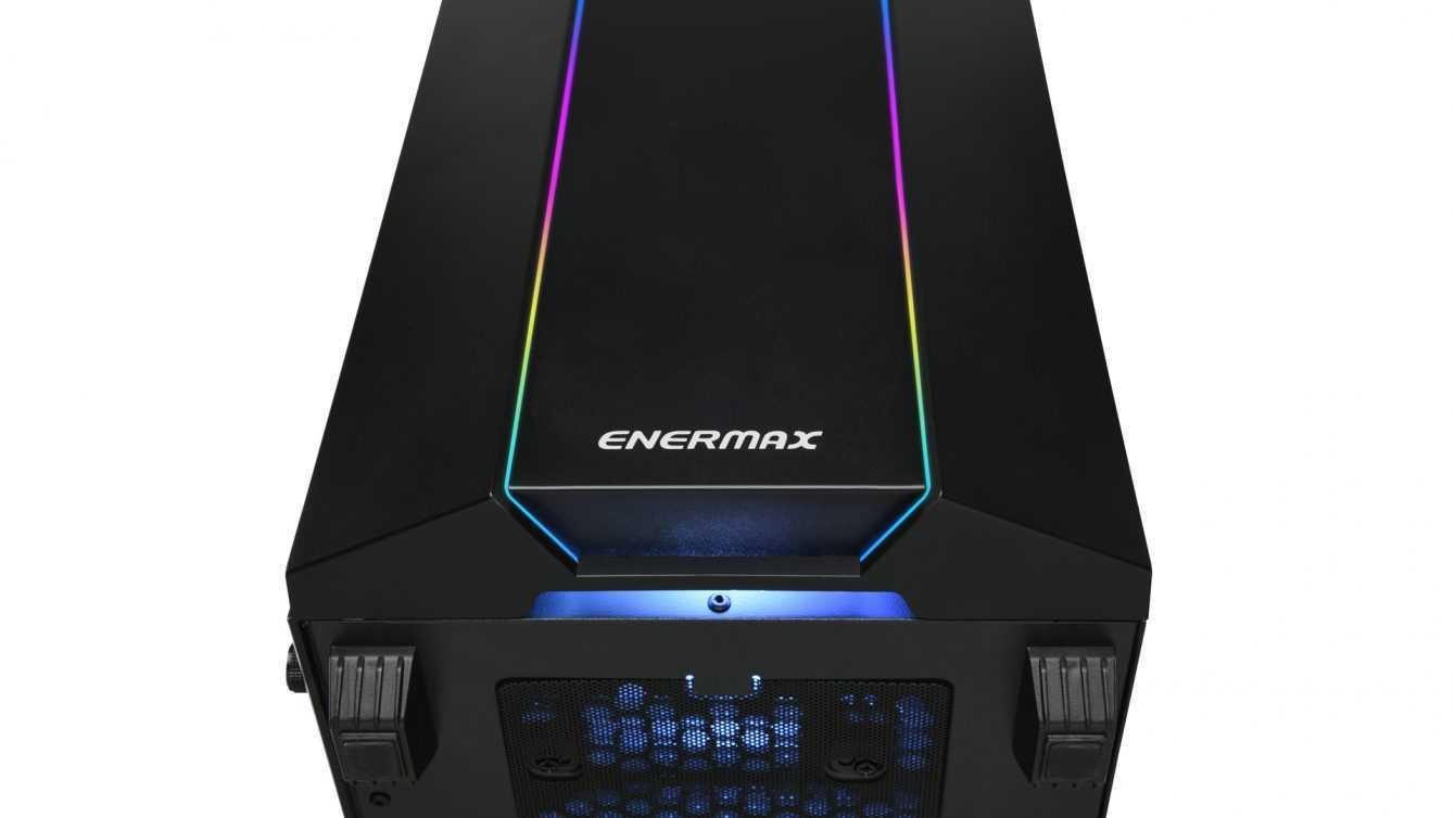 ENERMAX MAKASHI II MKT50: nuovo case full tower con supporto E-ATX